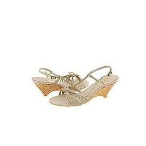 WHITE MOUNTAIN Women's Wicked Sandal 7 NEW